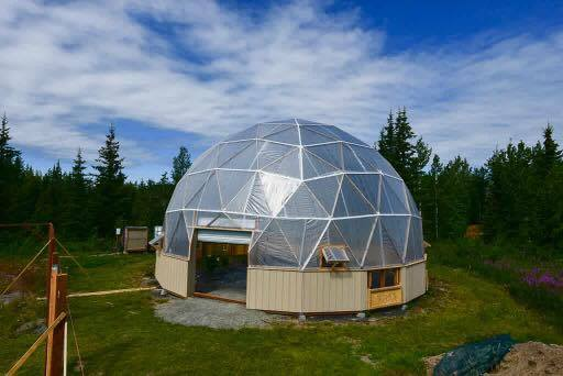 40 Foot Dome