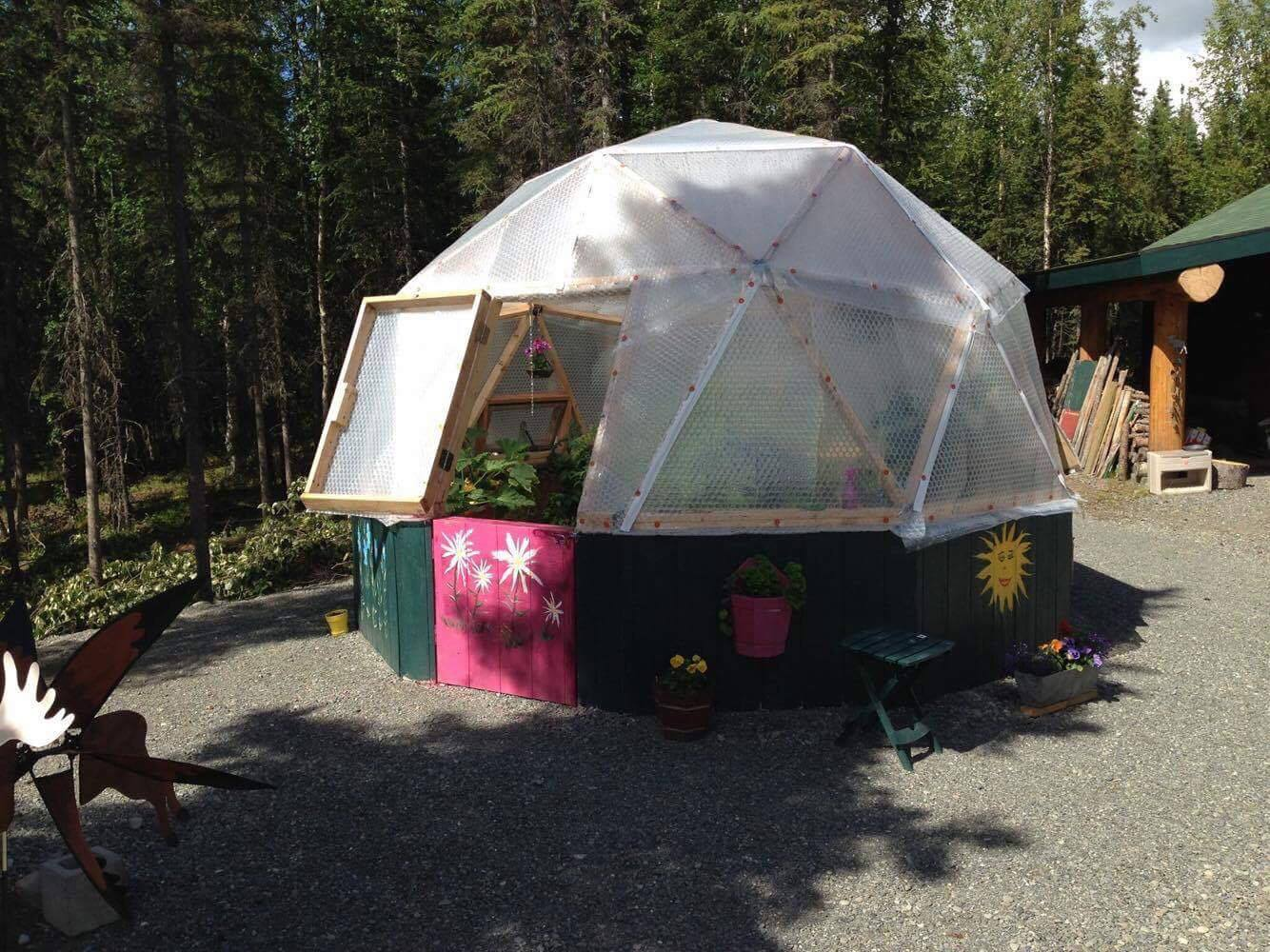 15 Foot Dome