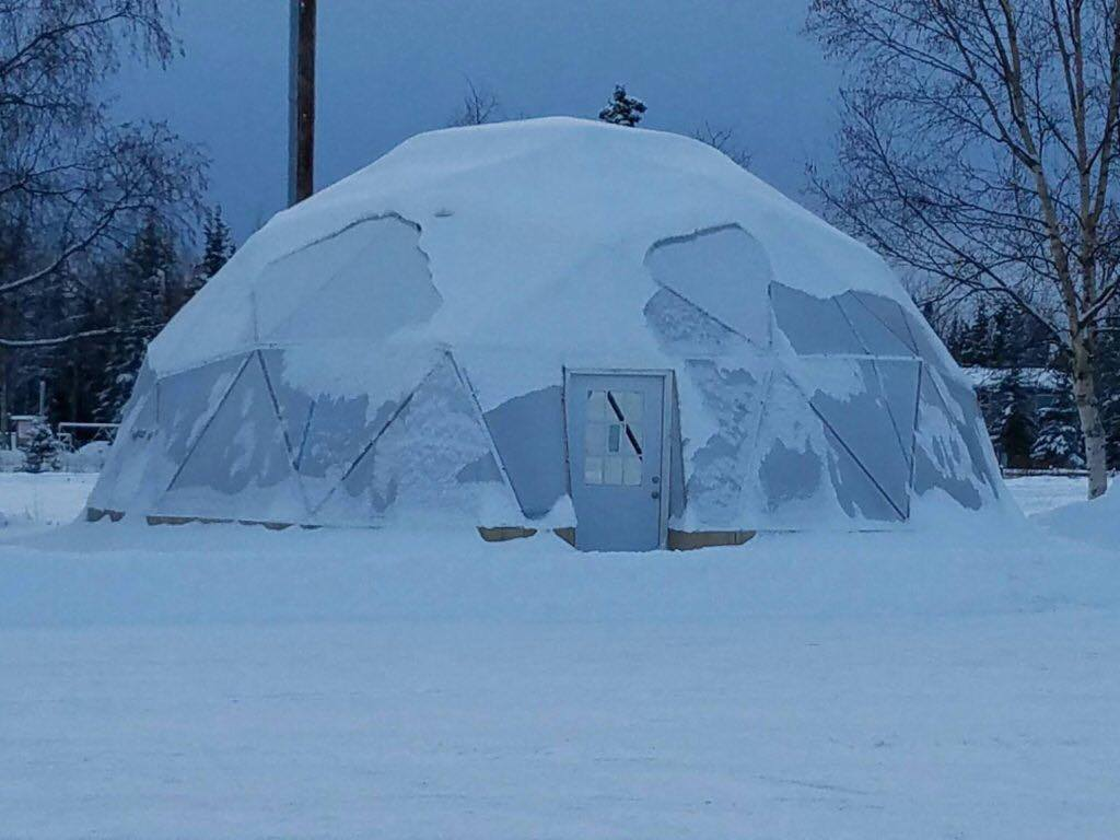 30 Foot Dome